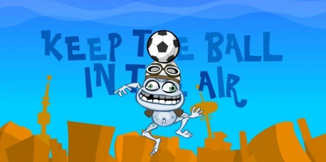 Crazy Frog Football