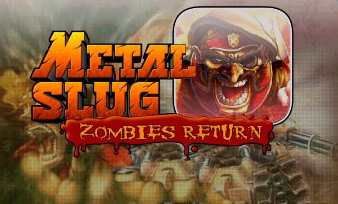 Metal Slug vs Zombies