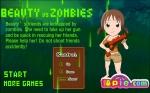 Beauty vs. Zombies Image 1