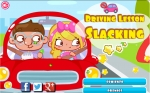 Driving Lesson Slacking Image 1