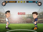 Ronaldo Messi Duel Image 3