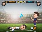 Ronaldo Messi Duel Image 4