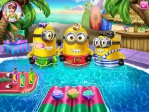Minions Pool Party Image 1