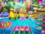 Minions Pool Party Image 3