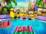 Minions Pool Party Image 4