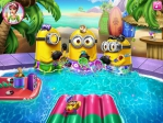 Minions Pool Party Image 5