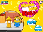 Minion Love Kiss Image 1