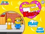 Minion Love Kiss Image 1