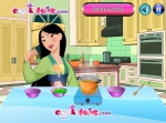 Mulan Makes Noodle Soup Image 4