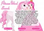 Princess Word Search Image 1
