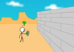 Stickman Breaking the Bank Image 4