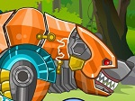 Play Zoo Robot Bear free