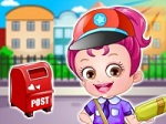 Play Baby Hazel Postwoman Dressup free