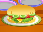 Play Cooking Smokey Burgers free