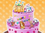 Play Palace Pets Birthday Cake free