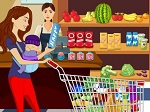 Play Supermarket Spot 10 Differences free
