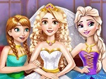 Play Goldie Princess Wedding free
