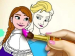 Play Ice Kingdom Coloring Book free