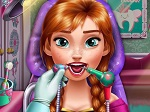 Play Ice Princess Real Dentist free