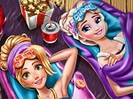 Play Disney Girls Sleepover free