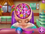 Play Rapunzel Brain Doctor free