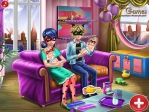 Play Dotted Girl Family Day free