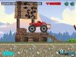Game Monster Truck Flip Jumps