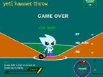 Play Yeti Hammer Throw free