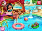 Play Arabian Princess Swimming Pool free