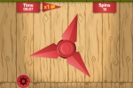 Play Samurai Cat Spinner free