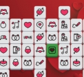 Game Valentines Mahjong