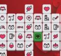 Play Valentines Mahjong free