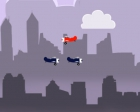 Play Airplane battle free