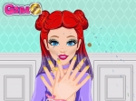 Play Audrey Beauty Salon free