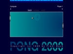 Play Pong 2000 free