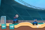 Game Monster Truck Soccer 2018