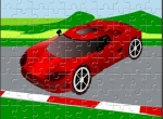Play Cartoon Car Jigsaw free
