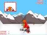 Play Snowboard Santa free