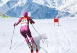 Play Slalom Ski free