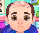 Play Funny Hair Salon free