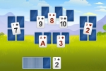 Play Solitaire Tripeaks Garden free