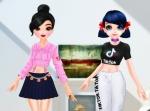 Game TikTok girls vs Likee girls