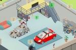Play Car Girl Garage free