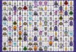 Game Pixel Cat Mahjong