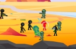 Play Stickman Team Force 2 free