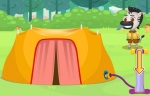 Play Funny Camping Day free