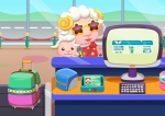 Game Funny Travelling Airport