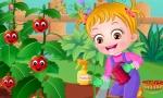 Play Baby Hazel Gardening Time free