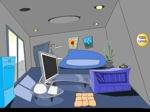 Play Blue Room Escape free