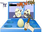 Game Wak 'n' Egg